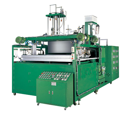 Thermo-plastic Thick Board Forming Machine
